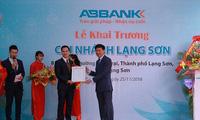 ABBANK đạt mốc 160 điểm giao dịch trên toàn quốc