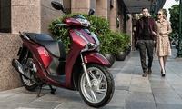 Với Honda SH125i/150i ABS 2017, mua xe ở Việt Nam cũng không khác gì mua ở Châu Âu