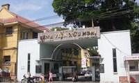 Bệnh viện Hữu nghị Việt Xô có Giám đốc mới