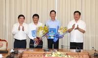 UBND TP HCM đã có 5 phó chủ tịch