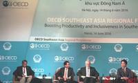 OECD dự đoán GDP Việt Nam đạt 6,3% trong năm 2016
