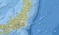 Sóng thần ập vào Nhật Bản sau động đất 7,3 độ Richter