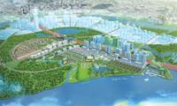Đại Quang Minh đã rót hơn 2400 tỷ đồng vào 4 tuyến đường tại Thủ Thiêm