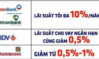 Hỗ trợ vốn vay và lãi suất ưu đãi - Luồng sinh khí mới cho doanh nghiệp Việt