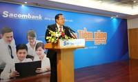 Sacombank tiếp nhận 592 thực tập viên tiềm năng 2016
