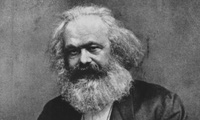 Karl Max là tác giả của cuốn sách kinh tế được nghiên cứu nhiều nhất tại các trường đại học ở Mỹ
