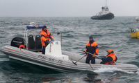 Rơi máy bay Nga: Tìm thấy 11 thi thể, phần lớn nạn nhân có thể kẹt trong xác phi cơ