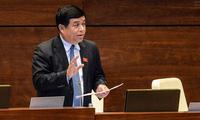 """Bộ trưởng Nguyễn Chí Dũng: """"Quy hoạch bầu trời rất khó"""""""