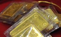 Giá vàng tiếp tục giảm nhẹ