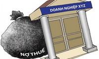 Cục Thuế TP.HCM bêu tên 35 doanh nghiệp nợ thuế