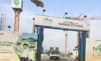 Novaland: Surise Cityview vẫn thi công bình thường, chỉ cấm thi công trên 400m2 đất tranh chấp