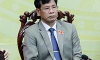 Cựu bí thư tỉnh xin Trịnh Xuân Thanh về Hậu Giang lên tiếng
