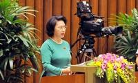 Hồ sơ nhân sự chủ chốt của Quốc hội khóa XIV