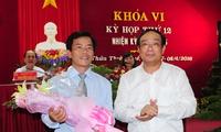 Ông Nguyễn Văn Phương được bầu làm Phó Chủ tịch tỉnh Thừa Thiên-Huế
