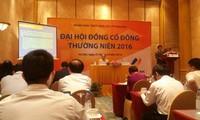 ĐHĐCĐ PGBank: Cổ đông đề nghị cơ quan có thẩm quyền đẩy nhanh quá trình sáp nhập vào VietinBank