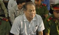 Phiên tòa sáng 8/8: Phan Thành Mai khẳng định không tham gia việc cho nợ chữ ký nhóm bà Bích