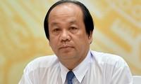 Chính phủ bàn hướng xử lý nguyên Bộ trưởng Vũ Huy Hoàng