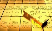 """Tuần qua, giá vàng hạ nhiệt, USD """"ấm"""" lên"""