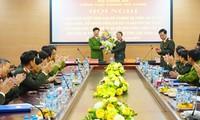 Phó giám đốc CA Hà Nội làm Tổng cục phó Tổng cục Cảnh sát
