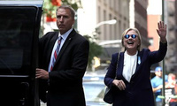 Vì sao bà Hillary 'vấp ngã' trước ngưỡng cửa Nhà Trắng?