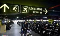 Nhiều biện pháp giảm tải tại sân bay Tân Sơn Nhất