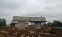 Cao tốc Đà Nẵng-Quảng Ngãi: Ngổn ngang giải phóng mặt bằng