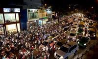 'Kẹt cứng' tại cửa ngõ Sài Gòn