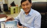 Ông Johnathan Hạnh Nguyễn và nhà đầu tư Mỹ muốn xây cao ốc 70 tầng ở Thủ Thiêm