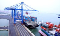 Hồi tố lỗ hơn 1.000 tỷ đồng, cổ phiếu Cảng Sài Gòn vẫn tăng gần 40% trong phiên chào sàn