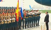 Thủ tướng bắt đầu các hoạt động trong chuyến thăm Liên bang Nga