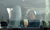 Thủ tướng thăm ĐH Quốc gia TP.HCM bằng xe khách