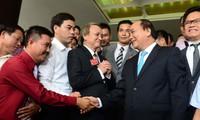 """Ông Vũ Tiến Lộc: """"Làm thế nào để hàng triệu công chức hành động như Thủ tướng là thách thức lớn"""""""