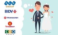 Chuyện phiếm cuối tuần: Kết hôn cùng đại gia chứng khoán