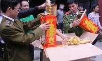 150 tấn hàng 'vỏ châu Âu ruột Trung Quốc'
