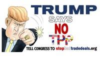Nói không với TPP, đây là lý do ông Trump nên suy nghĩ lại