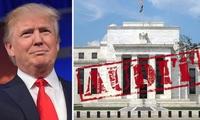Donald Trump: Tổng thống Obama đã ép Fed giữ lãi suất thấp