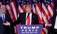 Những ưu tiên trong chính sách của Tổng thống đắc cử Donald Trump