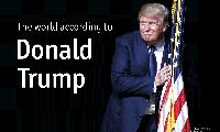 Bức tranh kinh tế thế giới khi Donald Trump lên làm Tổng thống: Xám hay hồng?