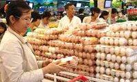 Hạn ngạch thuế quan nhập khẩu muối, trứng gia cầm năm 2016