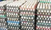 Trứng gia cầm tăng giá mạnh