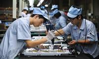 Thị phần xuất khẩu của Trung Quốc tăng mạnh