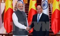 Việt Nam là trụ cột quan trọng trong chính sách hướng Đông của Ấn Độ