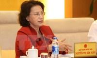 UBTV Quốc hội khóa XIV xem xét một số nội dung quan trọng