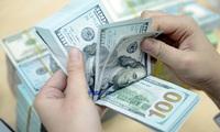 Hàng loạt ngân hàng tiếp tục tăng giá USD
