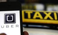 Xử phạt xe Uber 884 triệu đồng