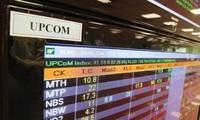UPCoM tháng 11: Kỷ lục về số mã đăng ký giao dịch
