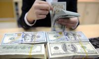 Giá USD ngân hàng sụt mạnh