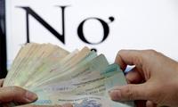 Đề xuất Nhà nước tạm ứng tiền ngân sách để xử lý nợ xấu