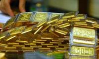 Giá vàng quay đầu lao dốc sau khi tăng chóng mặt