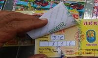 Bình Thuận cũng phát hành vé số tự chọn kiểu 'đánh đề'